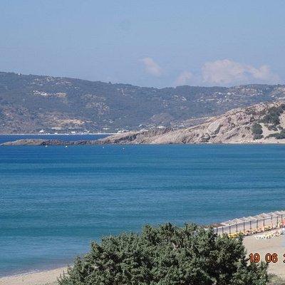 Psilos Gremos Beach, июнь 2017 года...