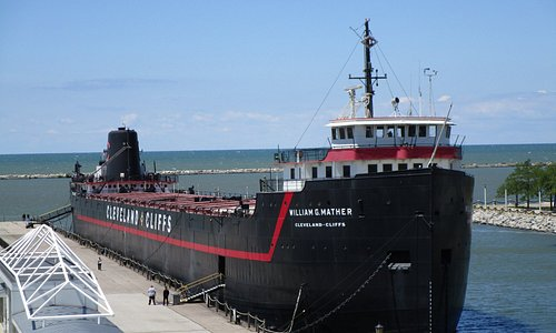 William G Mather Ship