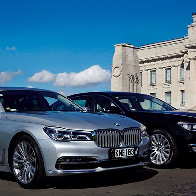 New BMW 730LD Chauffeur Service