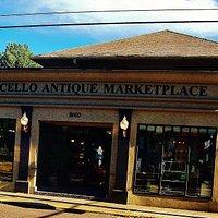 Monticello Antique Marketplace on Stark