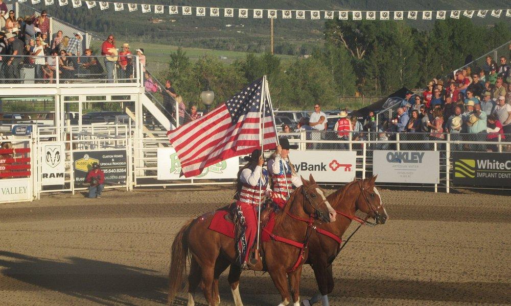 Oakley Rodeo, Fourth of July Weekend 2017, Oakley, Utah
