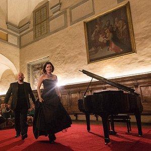 Letizia Dei soprano e David Boldrini Pianoforte