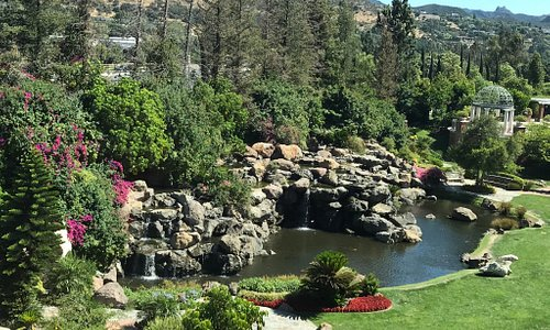 Pictures from 5th floor room at Four Seasons Westlake Village -June 2017