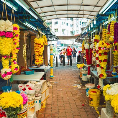 Little India - you'll love the colours you see