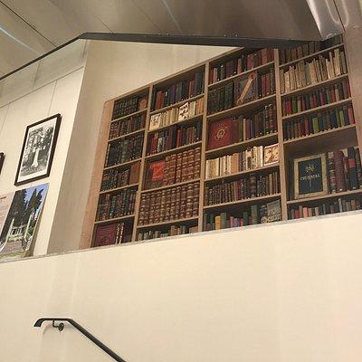L'Odyssée, Bibliothèque Municipale de Menton