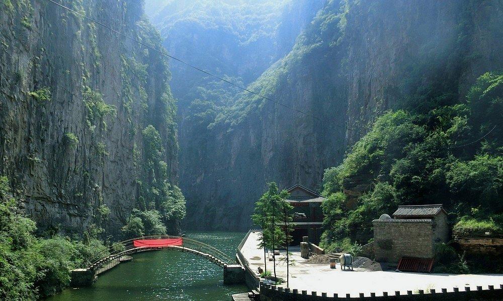 Green Dragon Gorge
