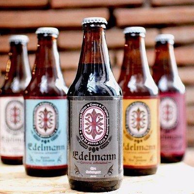 Nuestras cervezas artesanales con mucho sabor y calidad