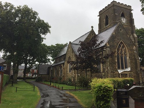 St Peter's Church Cleethorpes