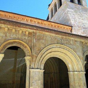 Iglesia Trinidad Segovia torre