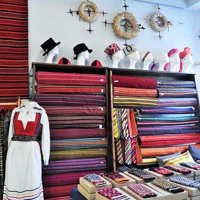 entrée de la boutique _Estonian Handicraft House