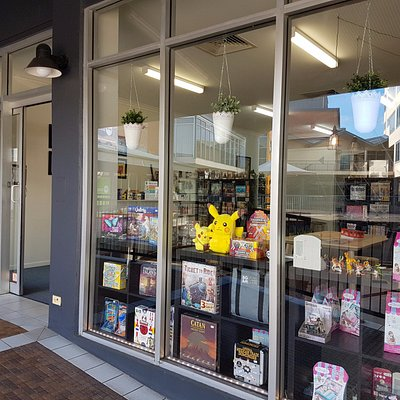 Board Games and More Store Front