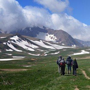 Экспедиции в самые удалённые места Кавказского заповедника
