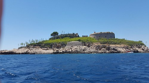 Mamula island (Lastavica island)