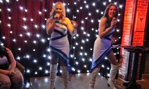The Abba Dream Girls