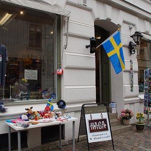 Haga of Sweden 2017
