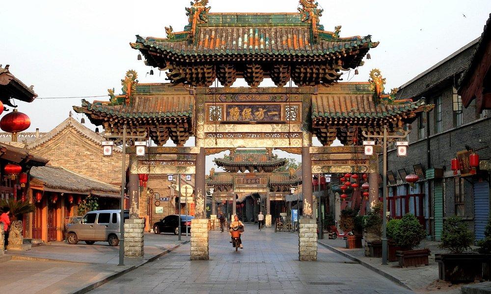 Pingyao Ancient City, morning