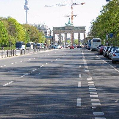 Brandenburg Gate - ground zero of Berlin