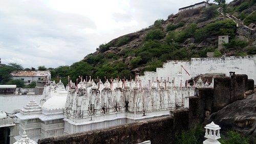 Beautiful place. Jain pilgrimage.