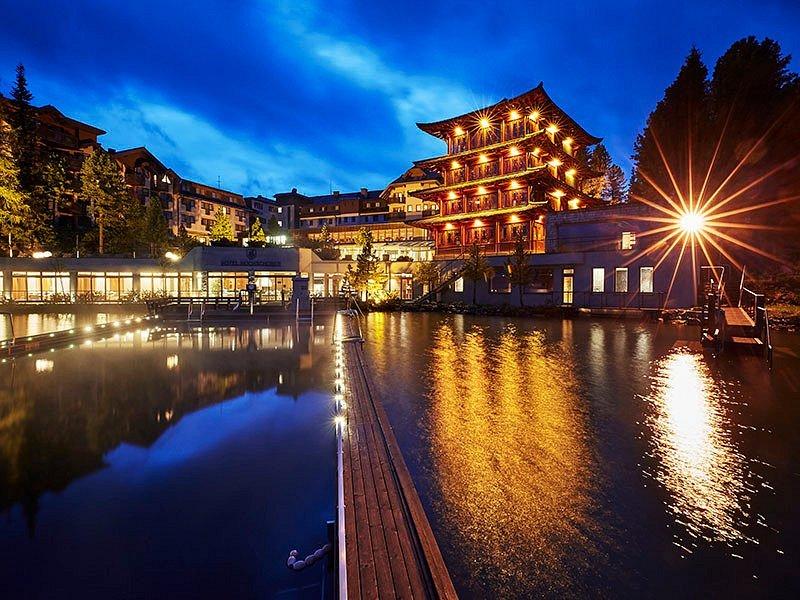 4-Sterne-Superior Hotel Hochschober in Kärtnen