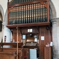 St Michael's church Organ