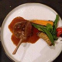 warme vlees-tapas: lamskroon
