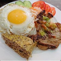 Healthy yet incredibly tasty cuisine, very reasonable price! Offering eat-in, take-away and deli
