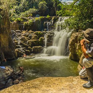 Contemplando la maravilla de la naturaleza  - Tour Circuito de Aguas