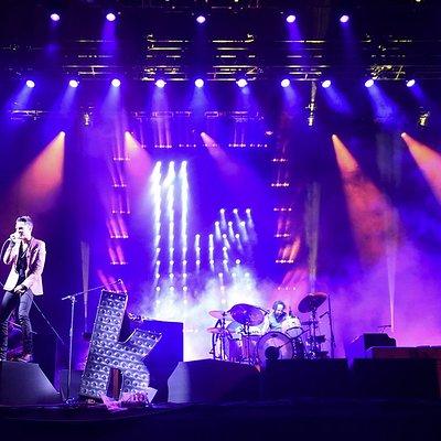 Sam's Town Live! Concert