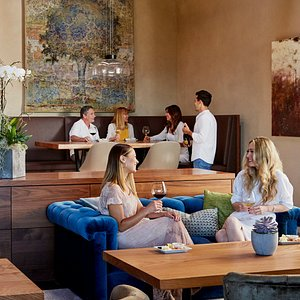 Experience the new Salon during your Elevation Tasting or Exploration Tour & Tasting