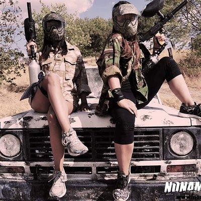 Quien ha dicho que las chicas no son guerreras?