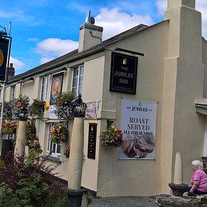 The Jubilee Inn, Peylynt, Cornwall