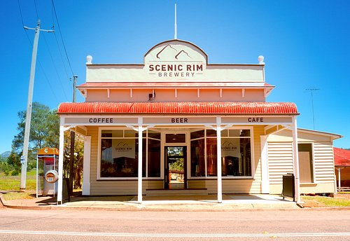 Welcome to Scenic Rim Brewery situated in the Old Mount Alfords General store