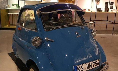 小さな車が可愛かったー
