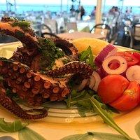 Octopuss Salad