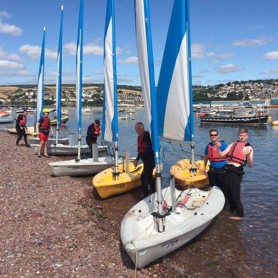 Adult Start Sailing