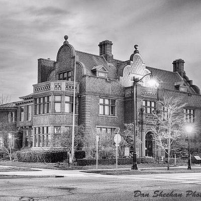 Mansion by Dan Sheehan
