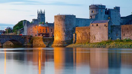 So many beautiful sights to see in Limerick City