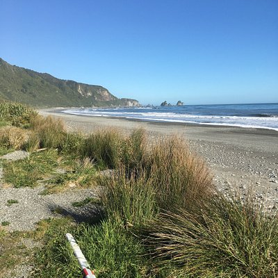State Highway 6, Don't go SH 1 , 6 is the best  These photos taken between Greymouth and Westpor