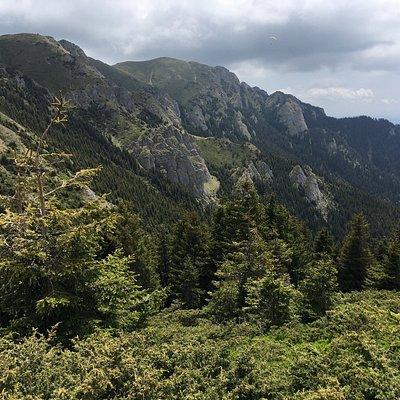 Muntele Rosu (Red Mountain)