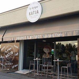 Lo Scrigno di Katja - Market & Bistrot Gluten Free..da fuori