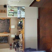 X-ing Cafe Counter