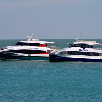 The SeaLink NT fleet operating out of Darwin