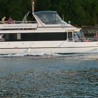Sunny days and warm evenings - Open air Cruising