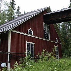 Polhemshjulet i Norberg.