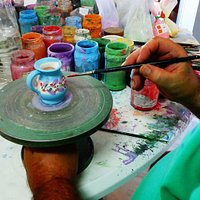 Costas Apostolakis Drawing on the Crafts
