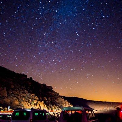 Ruta de las Estrellas (Teide)