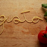 Gusto is simple cuisine with an Italian memory