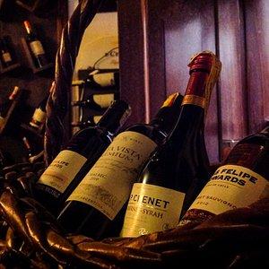 Déjate seducir por nuestros vinos