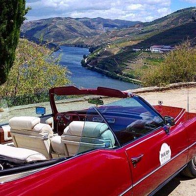 Cadillac Eldorado - Vintage Tour - Quinta do Crasto
