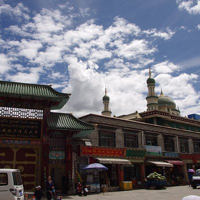 Great Mosque of Lhasa (no so great)